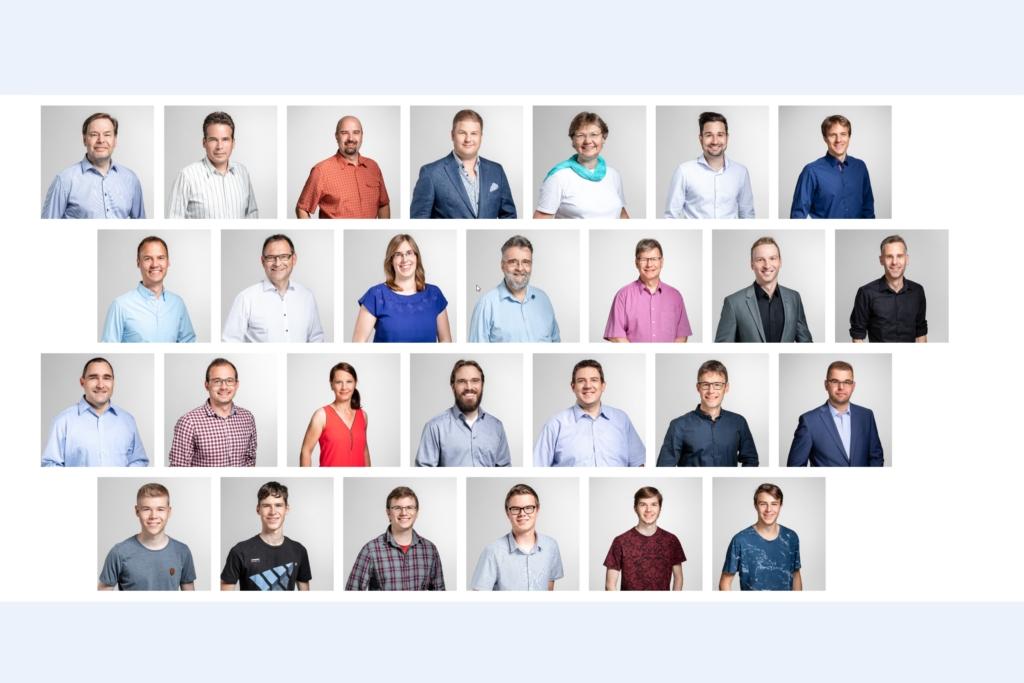 Team 2019 der INGTES AG